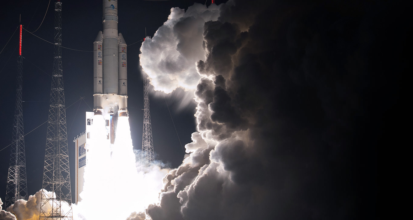 Ariane 5, The Benchmark