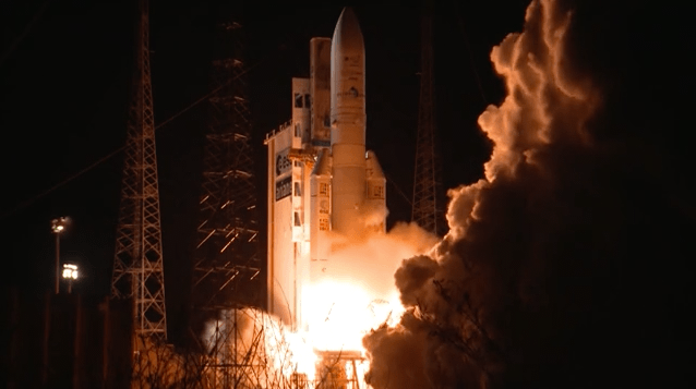 Ariane 5 sets another payload record