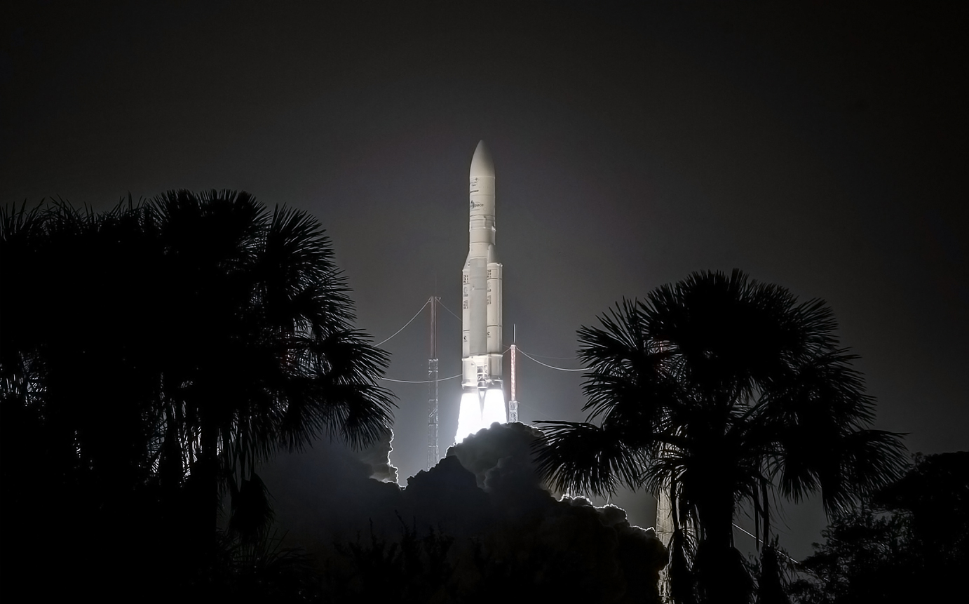81st Consecutive Successful Launch Confirms Ariane 5 Payload Record