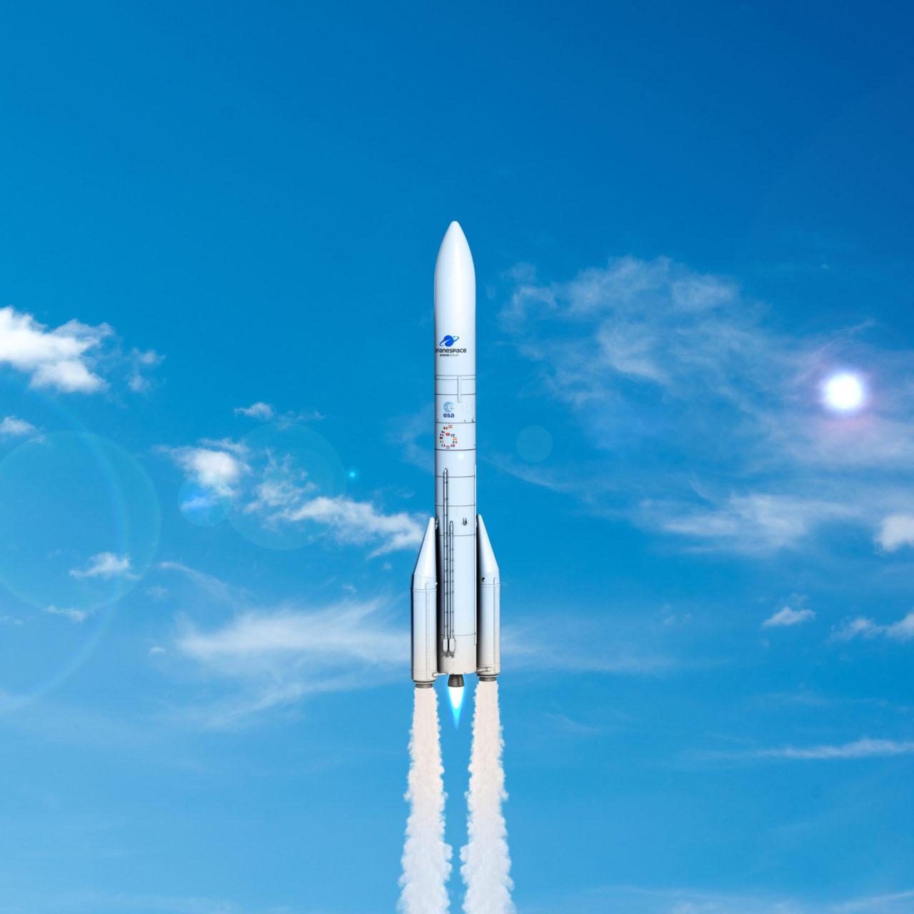Ariane 6, centerpiece of the 69th International Astronautical Congress (IAC) in Bremen (October 1–5, 2018)