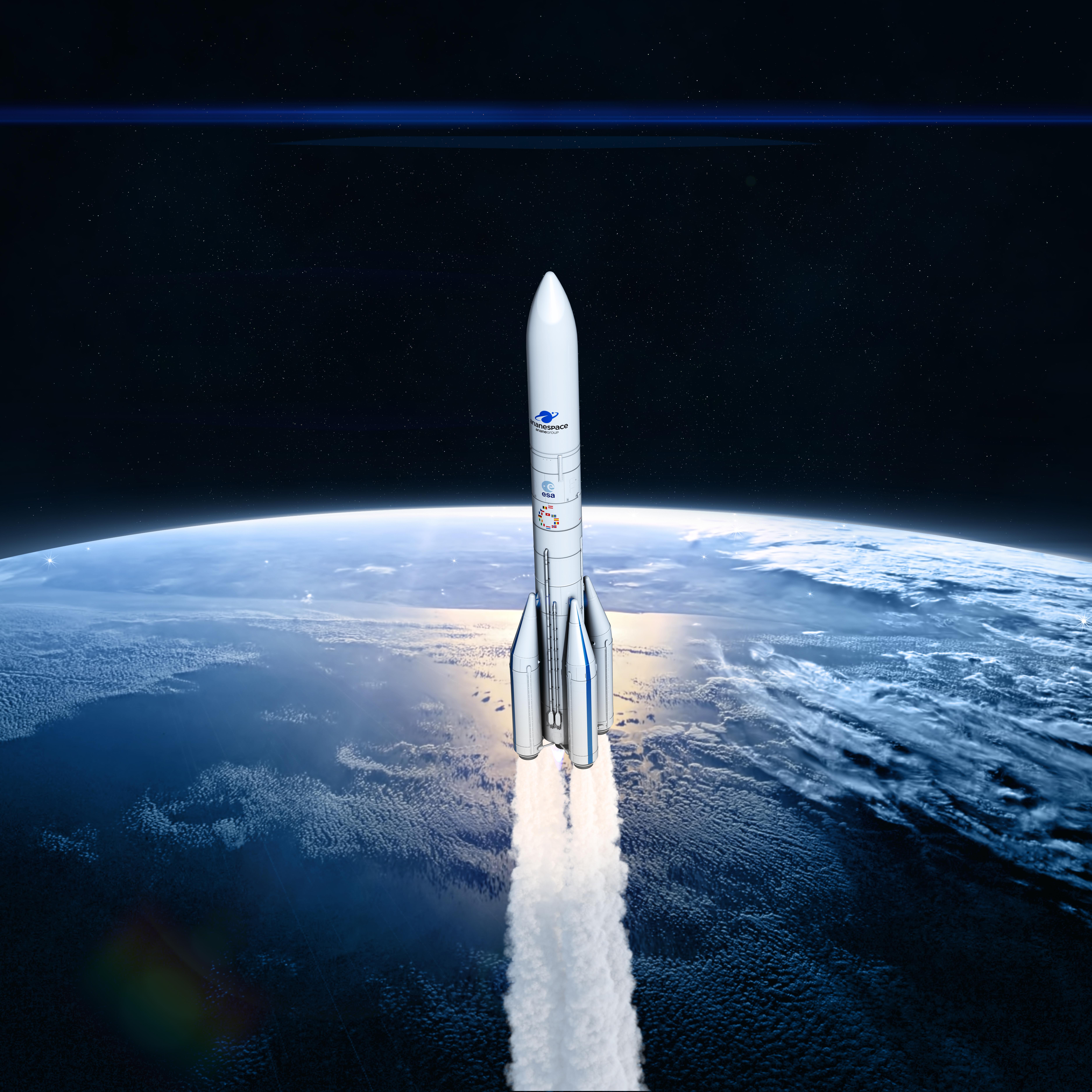 Ariane, 6, la nouvelle génération de lanceurs européens