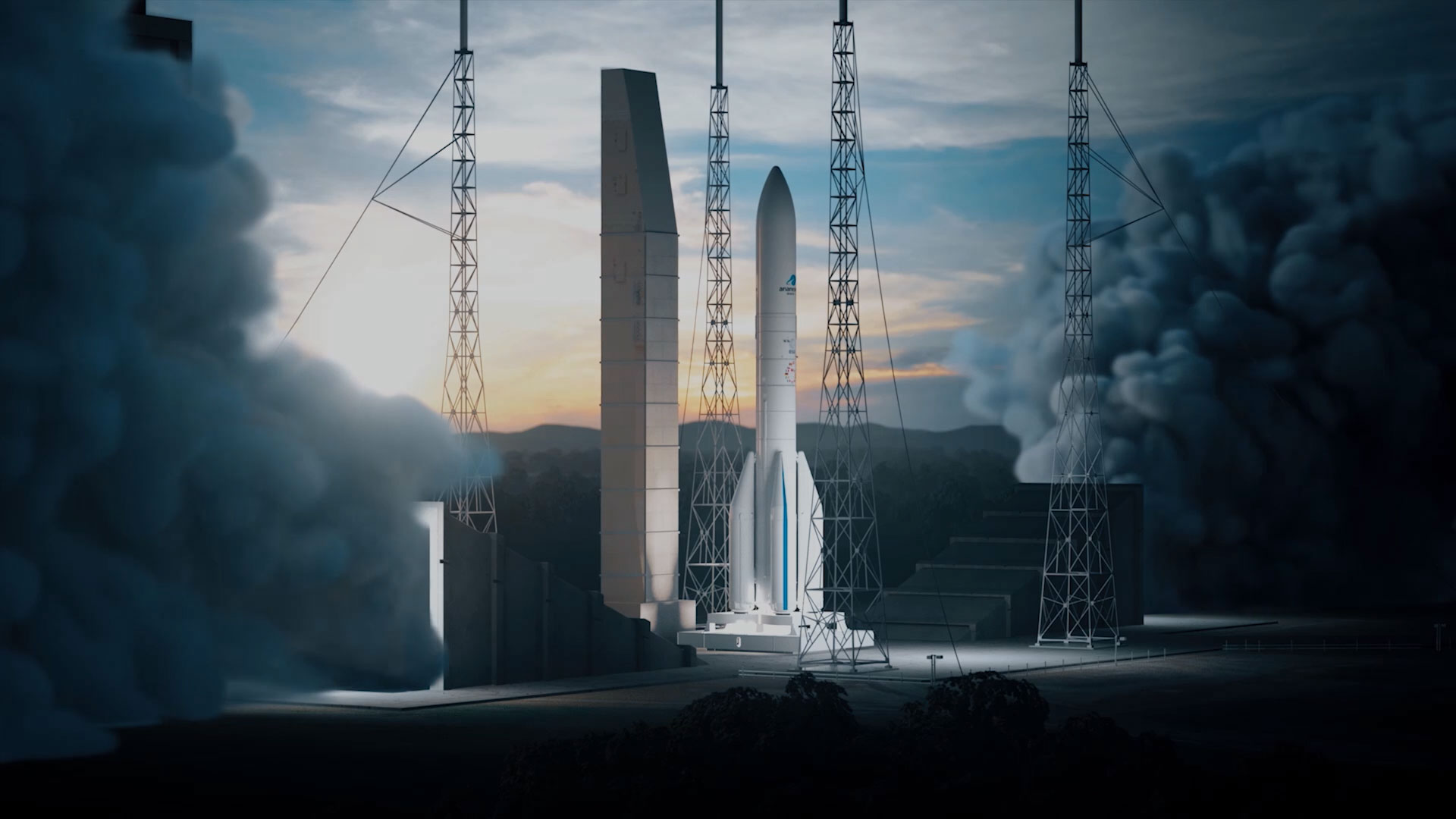 The power of three: Ariane 6's engines