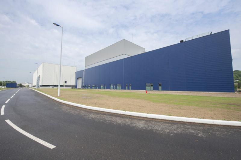 Integrationsarbeiten beginnen im neuen Ariane-6-Gebäude in Les Mureaux