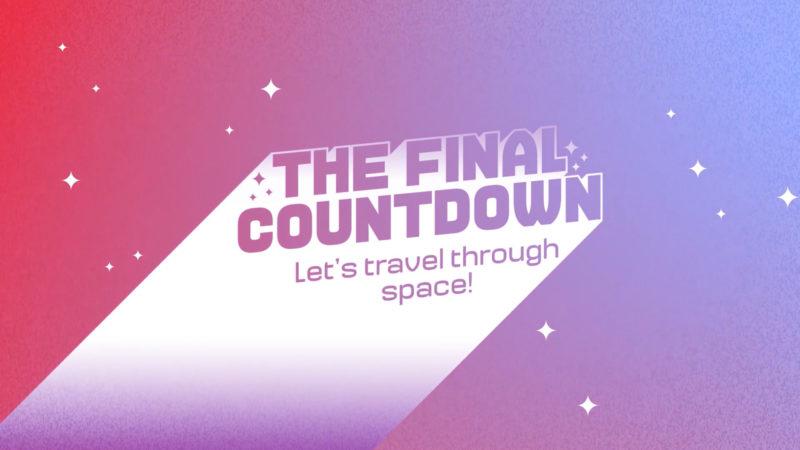 The final Countdown : un talkshow entre ciel et terre, à bord de la fusée Ariane 5 !