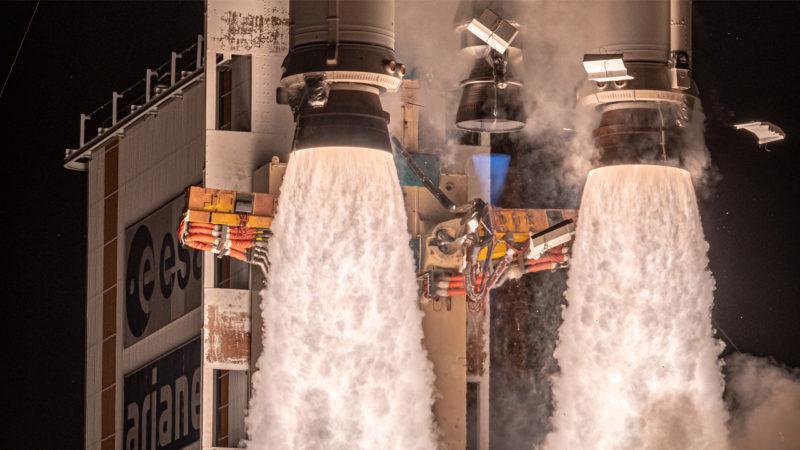 Ariane 5 like you've never seen it before