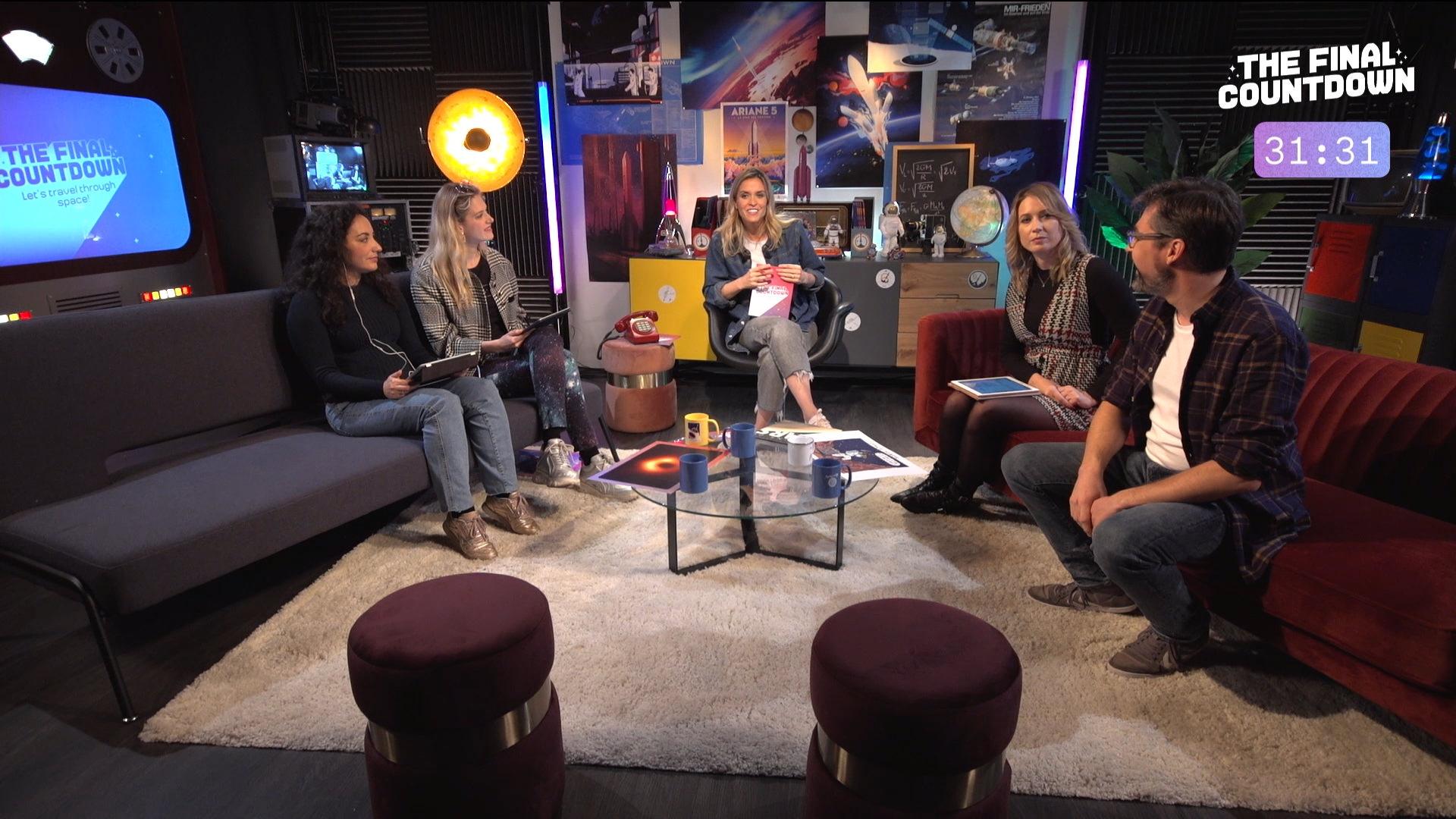 « The Final Countdown », l'émission qui vous fait décoller… avec Ariane 5