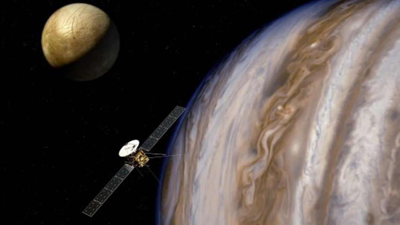 Jupiter probe JUICE now equipped with its engines