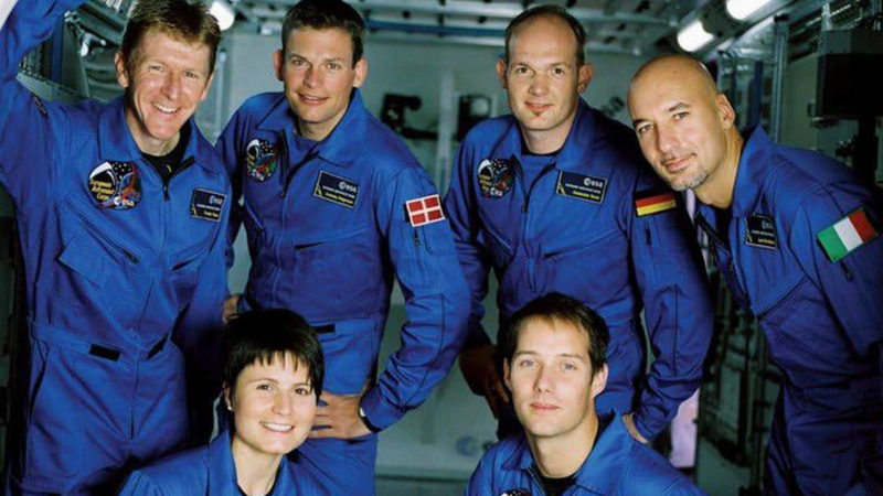 Tips for coping with lockdown? Ask an astronaut!