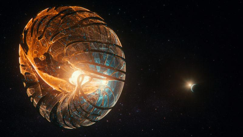 """Die neue National Geographic-Serie """"Unser Kosmos: Die Reise geht weiter"""" handelt von Raumfahrtantrieben der Zukunft"""