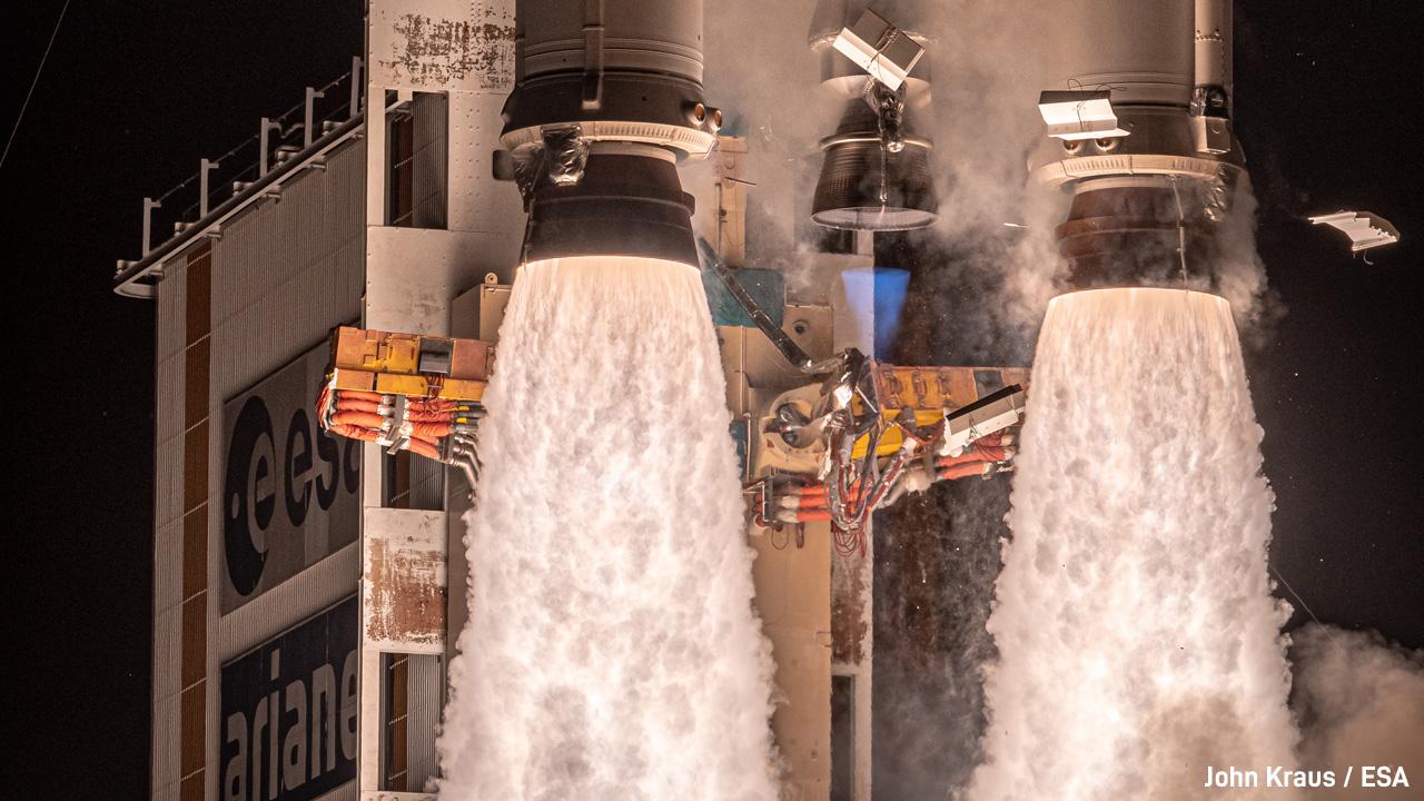 Solutions pour lanceurs spatiaux