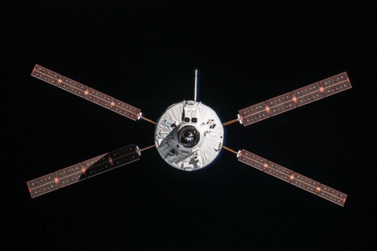 5. Juni 2013: Start des Raumfrachters ATV-4 zur Versorgung der Internationalen Raumstation ISS