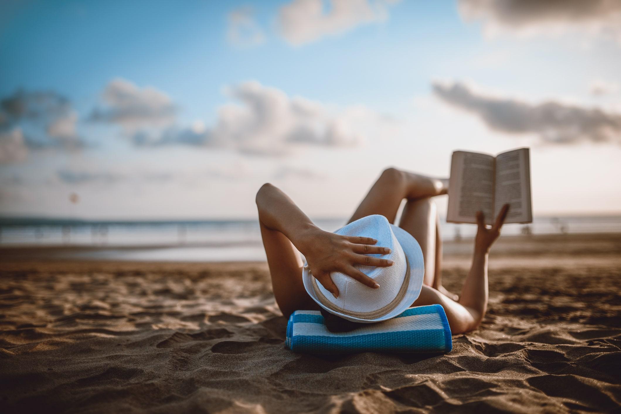 Urlaub & literarische Hohenflüge mit den Buchtipps von ArianeGroup
