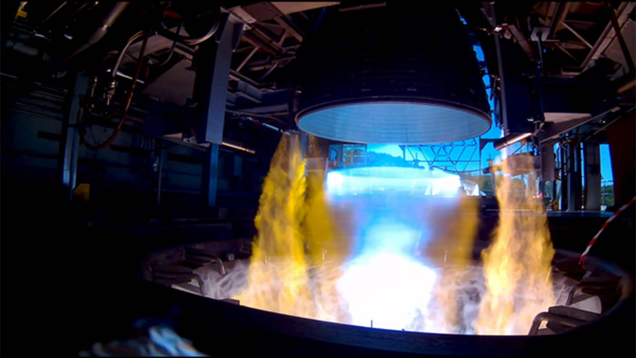 Video: Hot, hot hot! Testing the Vulcain®2.1 engine for the first Ariane 6 flight