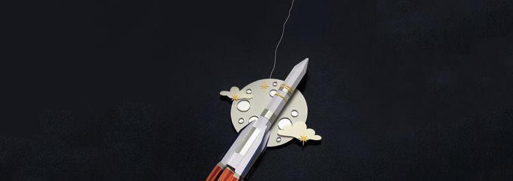 Construis ta fusée Ariane 6 en papier, prête à décoller