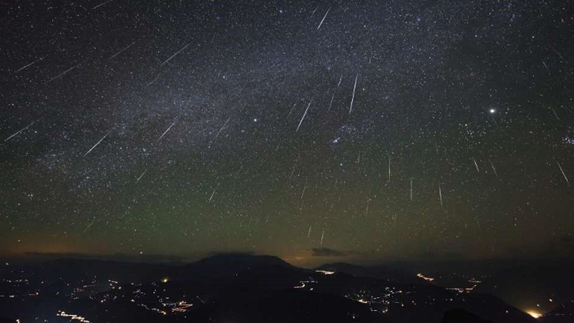 Tauriden, Leoniden, Geminiden – weshalb es sich auch in diesem Herbst lohnt, nach Sternschnuppen Ausschau zu halten