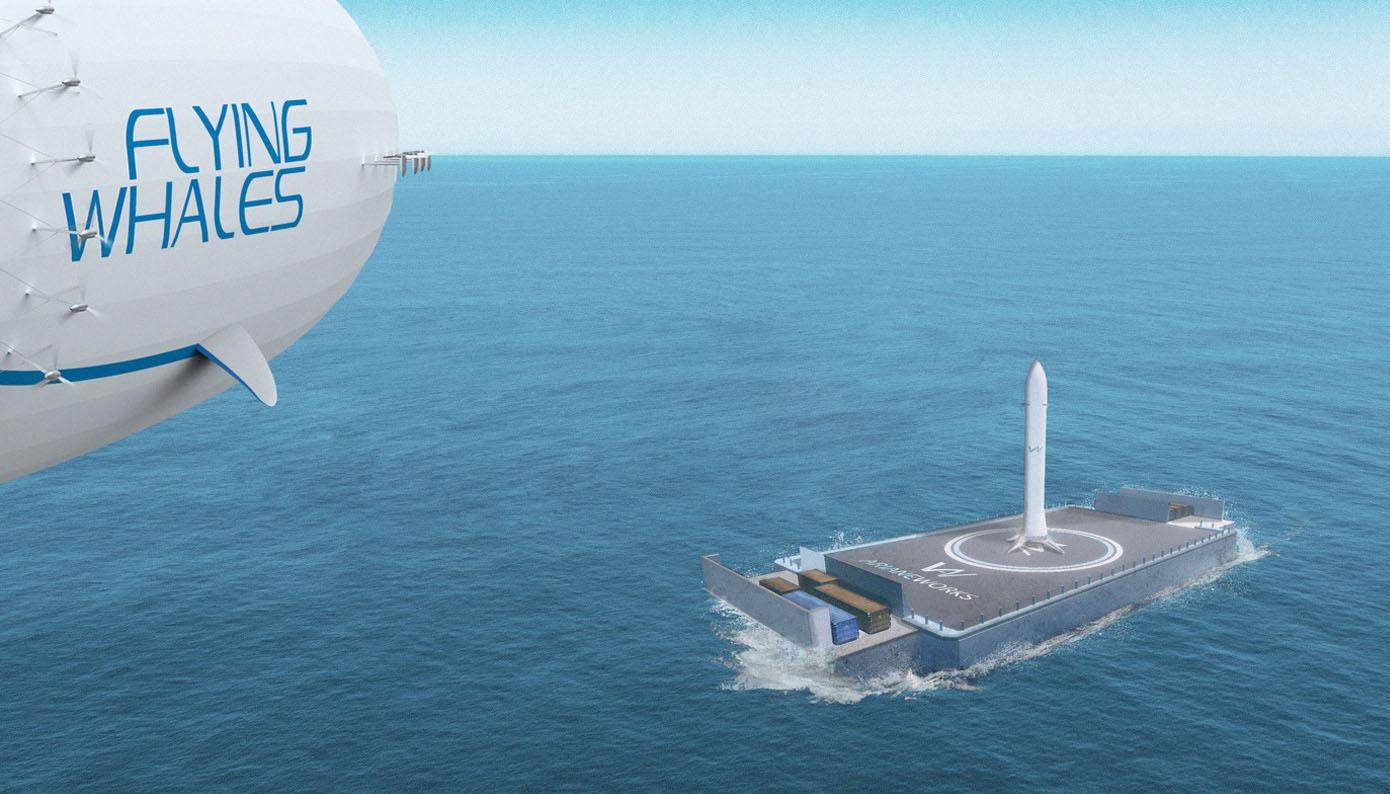 [ITW] Flying Whales : un dirigeable pour récupérer Themis, le démonstrateur d'étage réutilisable ?
