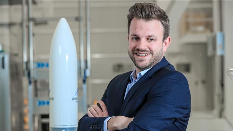 Les visages d'Ariane 6 : Trois questions à Ralf Gatzweiler, chef de produit étage supérieur d'Ariane 6