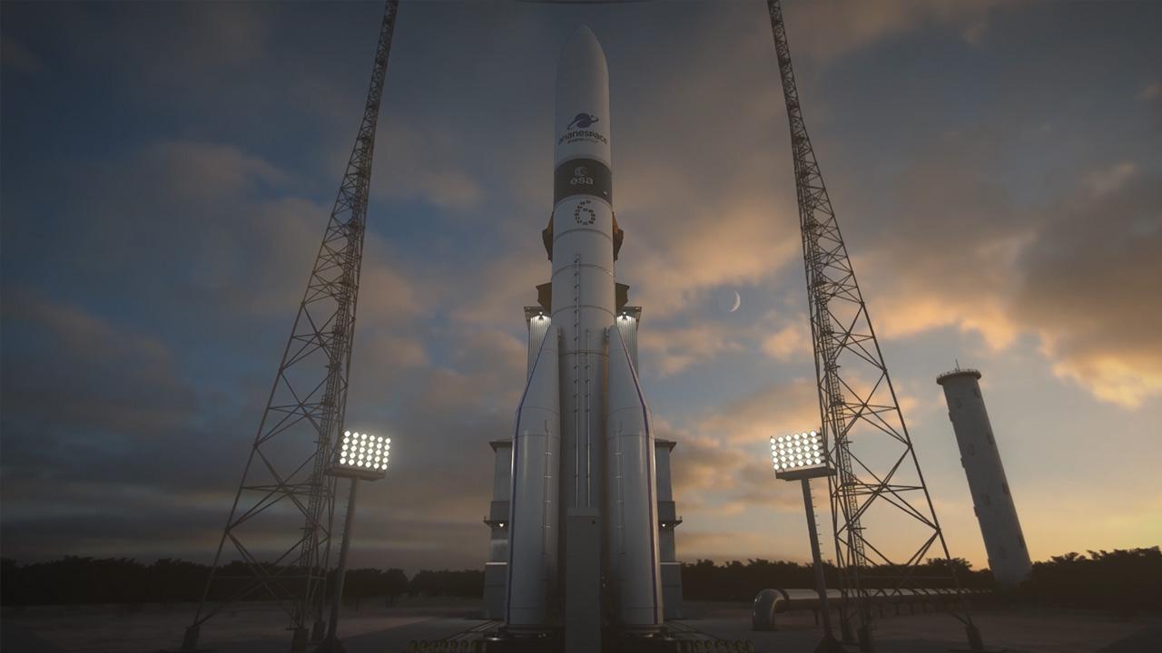 Neuer PHOEBUS-Vertrag ebnet den Weg für künftige Entwicklungen von Raketenstufen aus leichten Verbundwerkstoffen