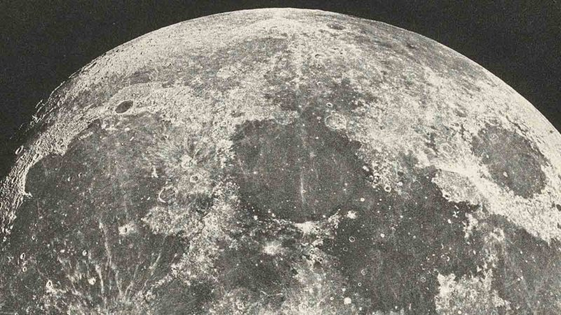 Back to the Moon: photographic retrospective of the Moon exhibition