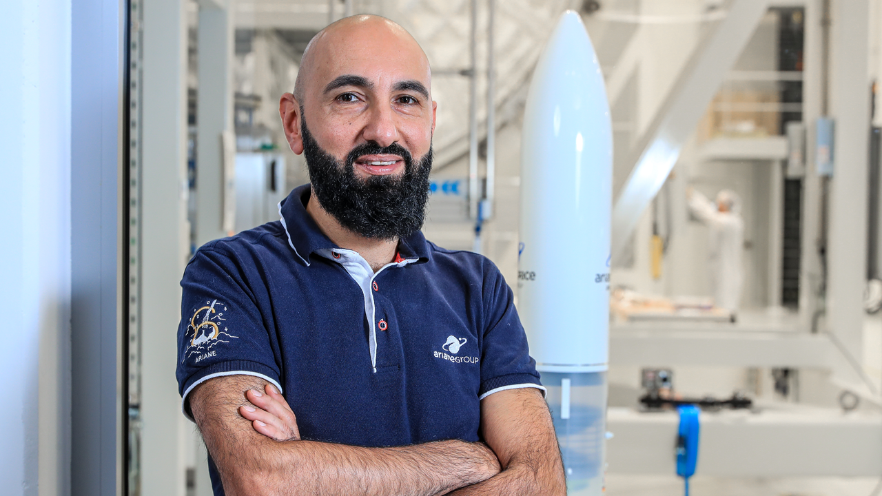 Faces of Ariane 6: Murat Tamay, Mechanical Integration Operator