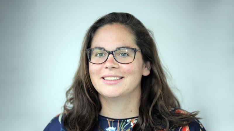 Azeline Paugam passe à l'antenne pour nous nous présenter son poste et des produits ArianeGroup pas comme les autres