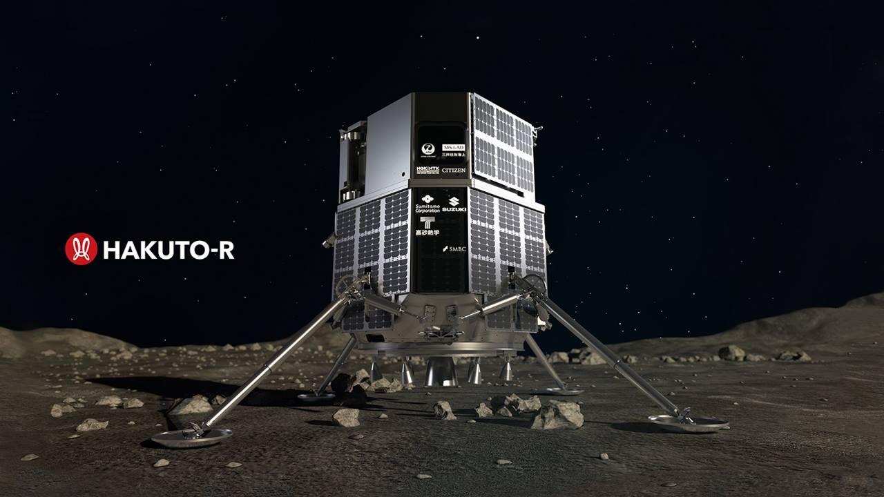 Lampoldshausen auf Mondkurs: der Mond zum Greifen nah mit ispace aus Japan