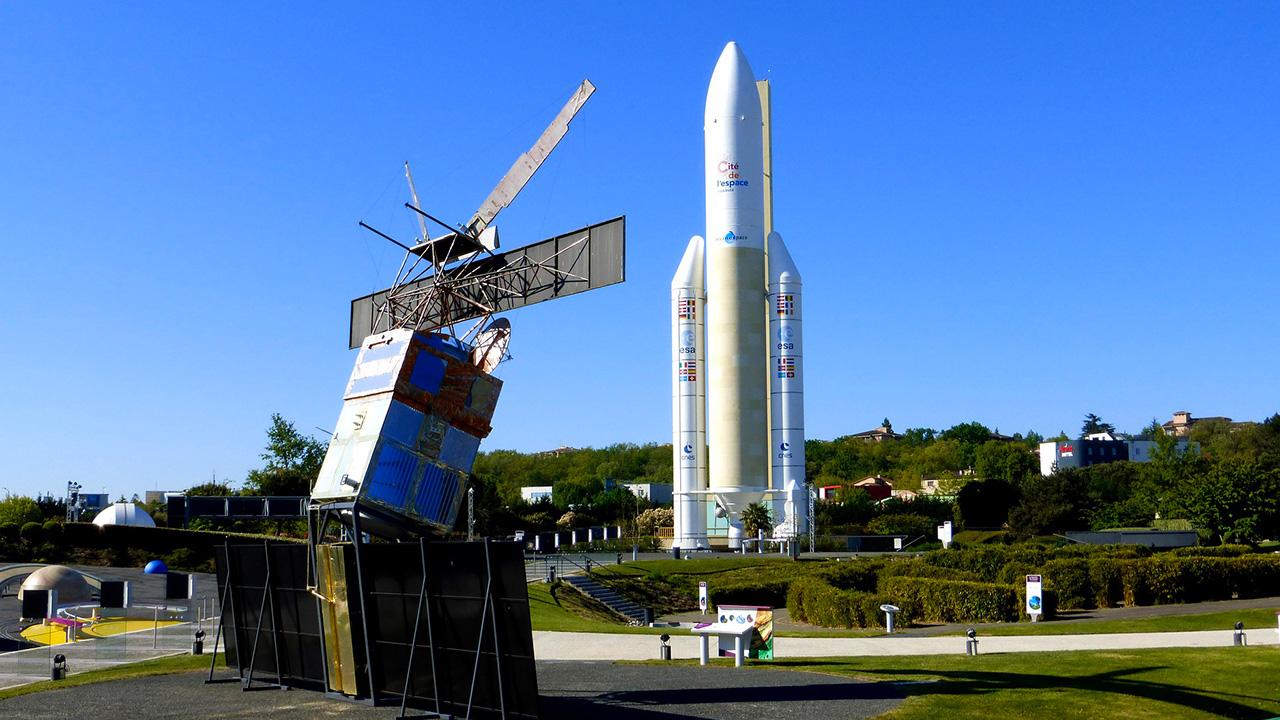 Vier Orte, an denen du alles über den Weltraum und Raketen erfährst