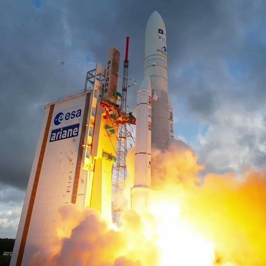 Arianegroup Launching
