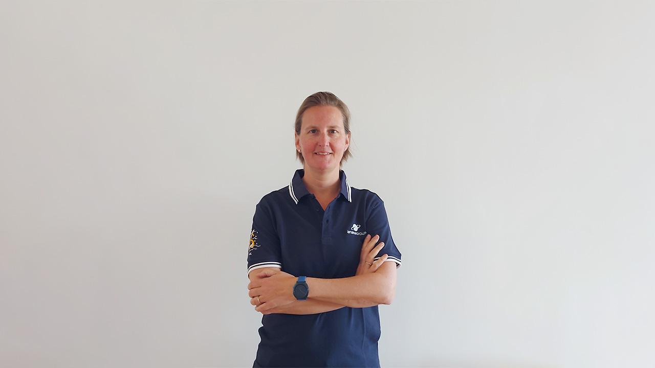 Les visages d'Ariane 6 : rencontre avec Laurence Brousselle,  directrice de tir banc d'essais moteurs Vulcain