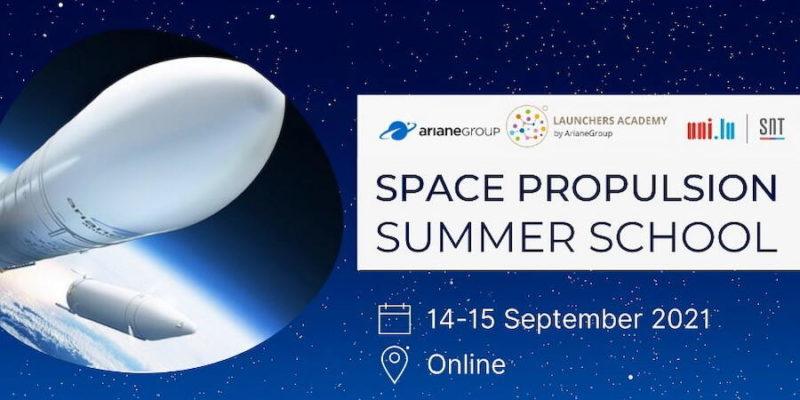 rianegroup space propulsion summer school