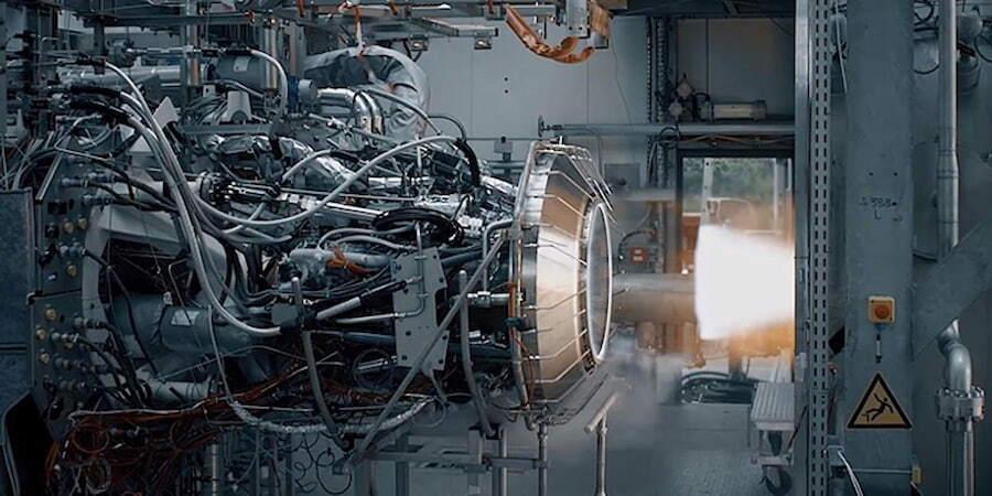 Arianegroup space propulsion moteur vulcain Ariane 6 essais