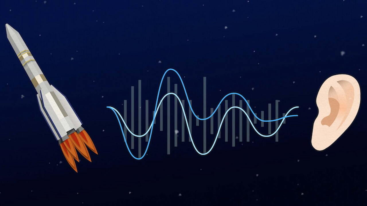 Ramène ta science en devenant incollable sur le son des fusées !